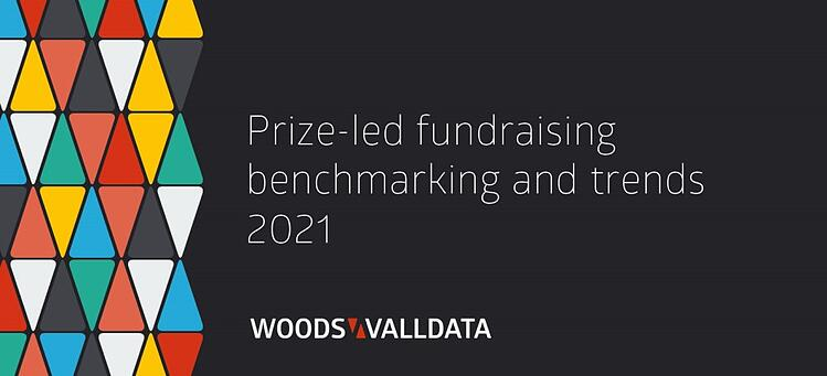 Prize-led fundraising benchmarking and trends 2021